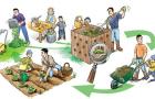 Kompostiranje je več kot recikliranje