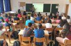 Srečanje učiteljev biosfernih območij