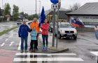 Slovenska olimpijska bakla tudi z našimi učenci